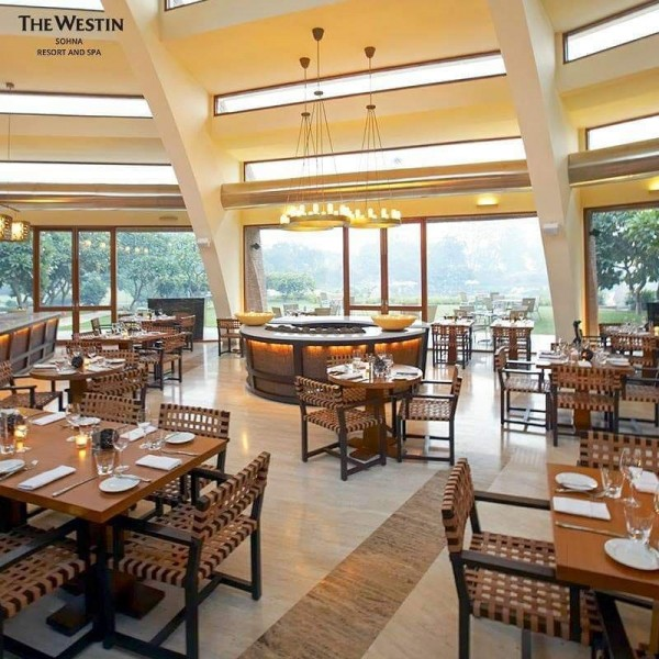 The Westin Sohna Resort & Spa Tour 2N/3D
