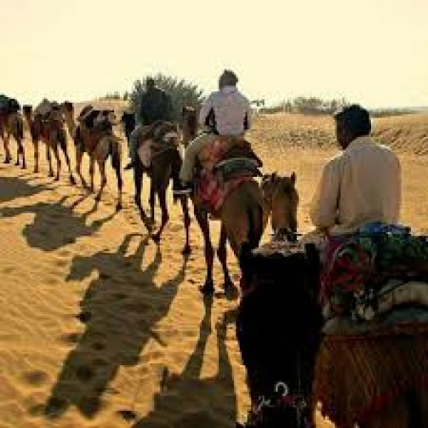 Camel Safari and Camping Tour 3N/4D