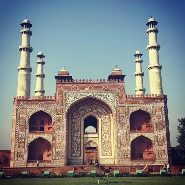 Shah Jahan Bicycle Tour, Old Delhi