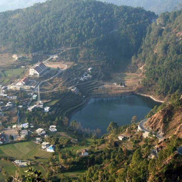 Chandigarh Mussoorie Weekend Tour 2N/3D
