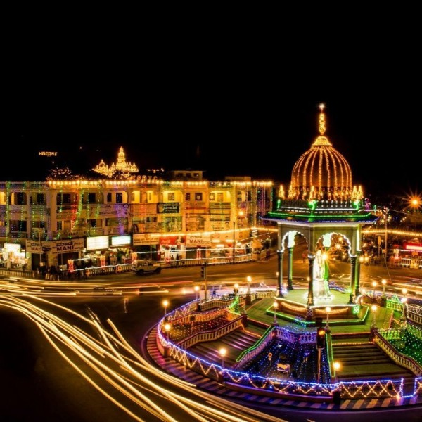 Dasara Walking Tour, Mysore