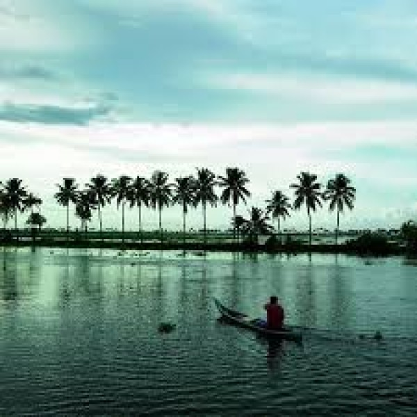 Kerala, Beach & Backwater Tour 3N/4D