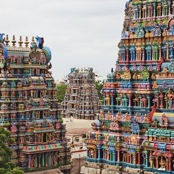 Sightseeing Tour of Madurai